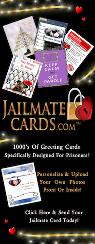 How To Find A Prison Pen Pal | Inmate Pen Pal Sites